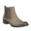 Ladies' ankle shoes bata, brown , 596-2603 - 13