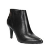 Ladies' ankle shoes insolia, black , 794-6629 - 13