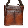 Men´s leather Crossbody bag bata, brown , 964-4138 - 19