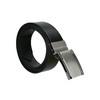Men's leather belt bata, black , 954-6193 - 13