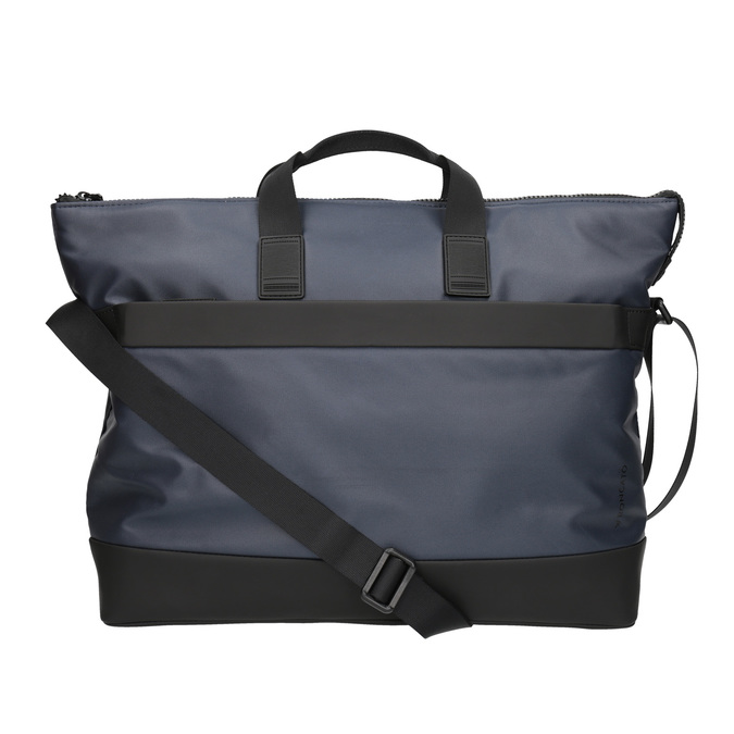 Travel bag roncato, blue , 969-9641 - 19