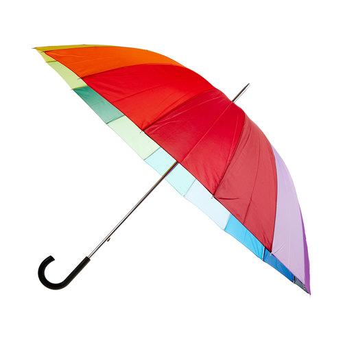 Colourful umbrella doppler, multicolor, 909-0186 - 16