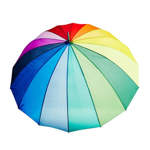 Colourful umbrella doppler, multicolor, 909-0186 - 26