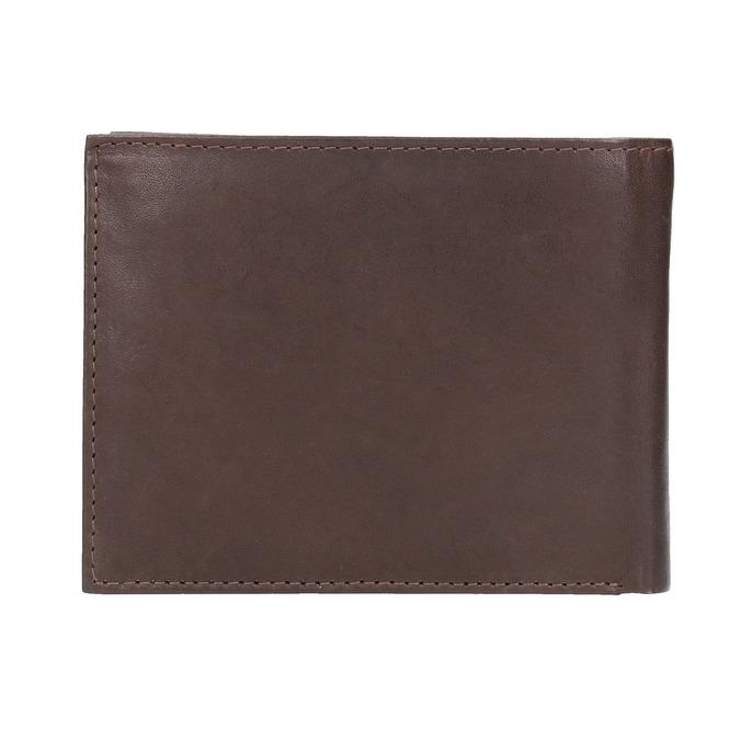 Men's leather wallet, brown , 944-4171 - 19