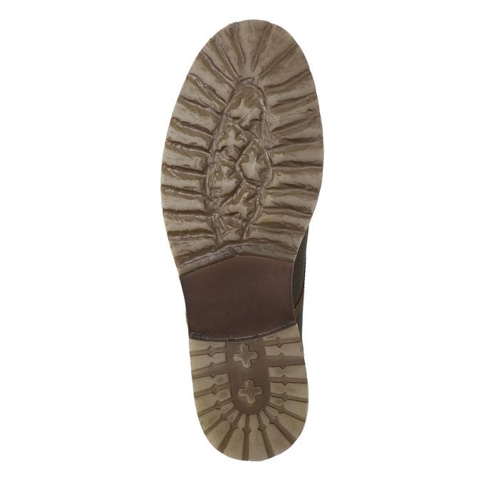 Men´s winter footwear bata, brown , 894-4644 - 19