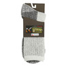 Men's outdoor socks matex, gray , 919-2316 - 13