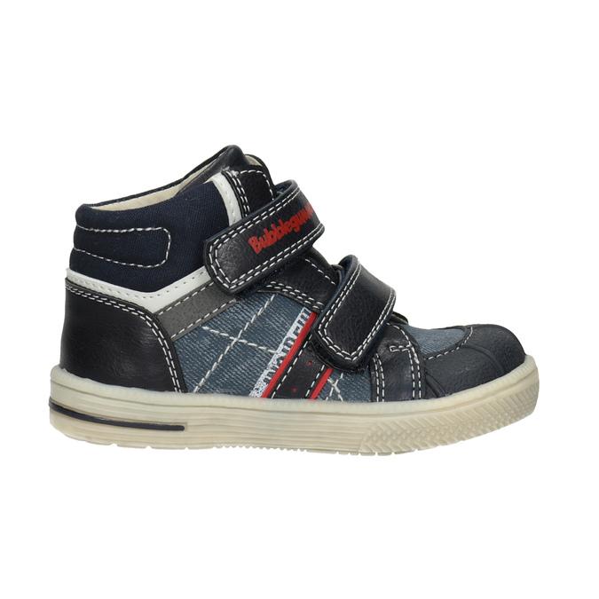 Kids' ankle boots bubblegummer, blue , 111-9613 - 26