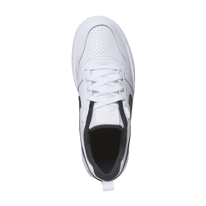 Children's sneakers nike, white , 401-6333 - 19