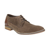 Men's brushed leather shoes bata, brown , 823-4606 - 13