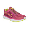 Pink sports sneakers power, pink , 509-5155 - 13