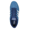 Blue leather sneakers adidas, blue , 803-9922 - 19