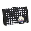 Textile purse with polka dots roxy, 969-0056 - 13