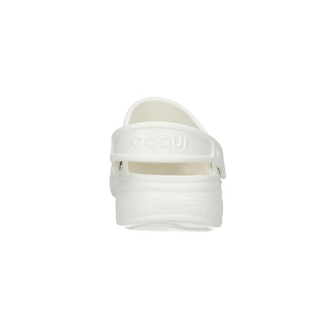 Men's white sandals coqui, white , 872-1616 - 17