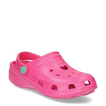 Girls' pink sandals coqui, pink , 372-5604 - 13