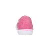Girls' patterned slip-ons mini-b, pink , 329-5611 - 17