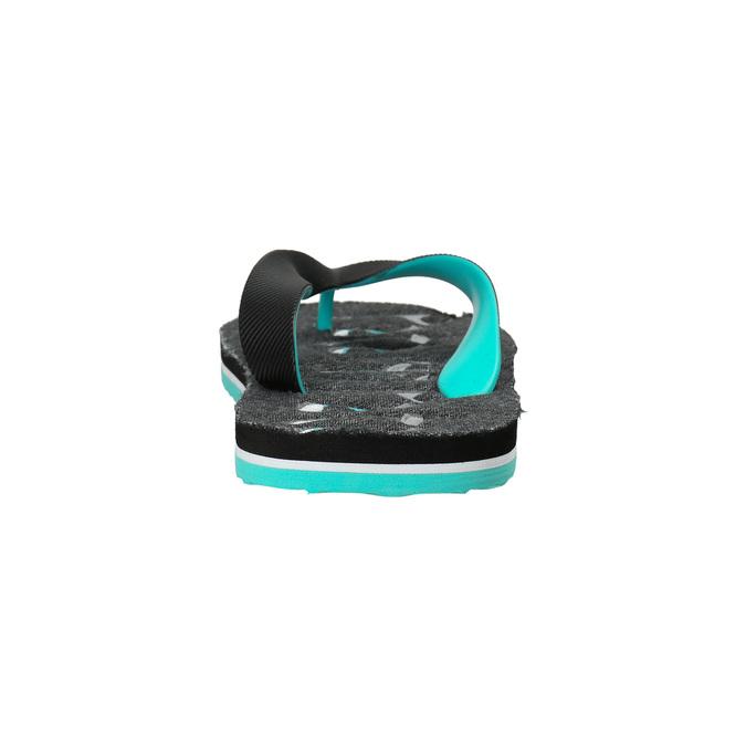 Men's flip-flops pata-pata, black , 872-6603 - 17