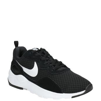 Ladies' sneakers with distinctive sole nike, black , 509-1160 - 13