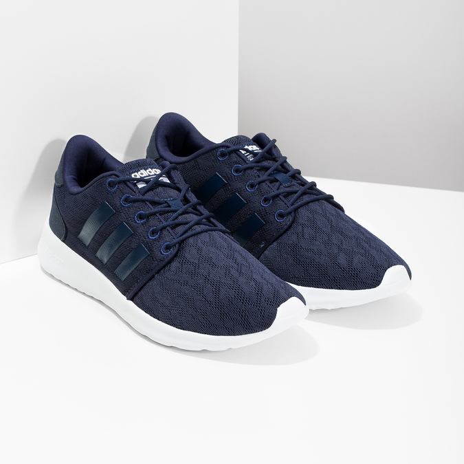 Ladies' blue sneakers adidas, blue , 509-9112 - 26