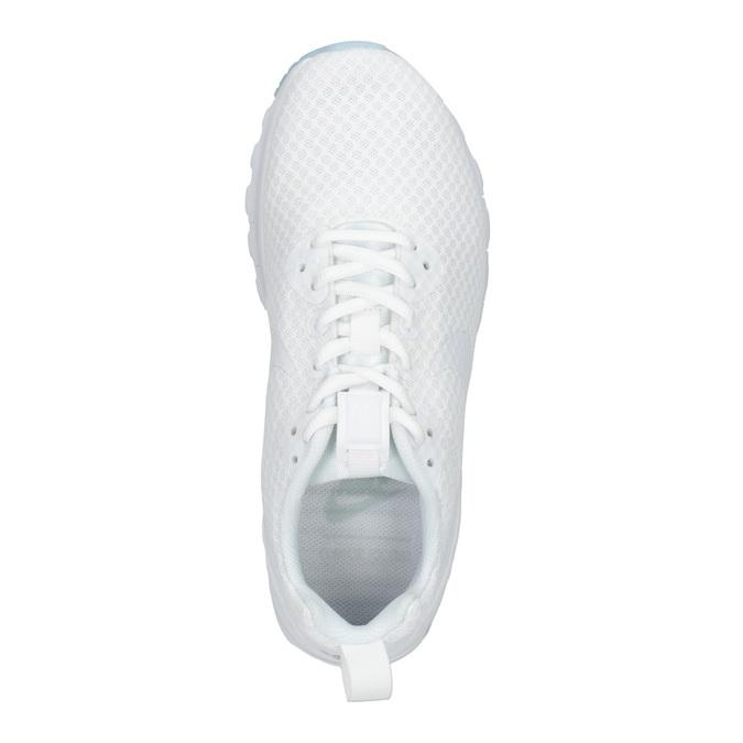 Ladies' White Sneakers nike, white , 509-1257 - 15