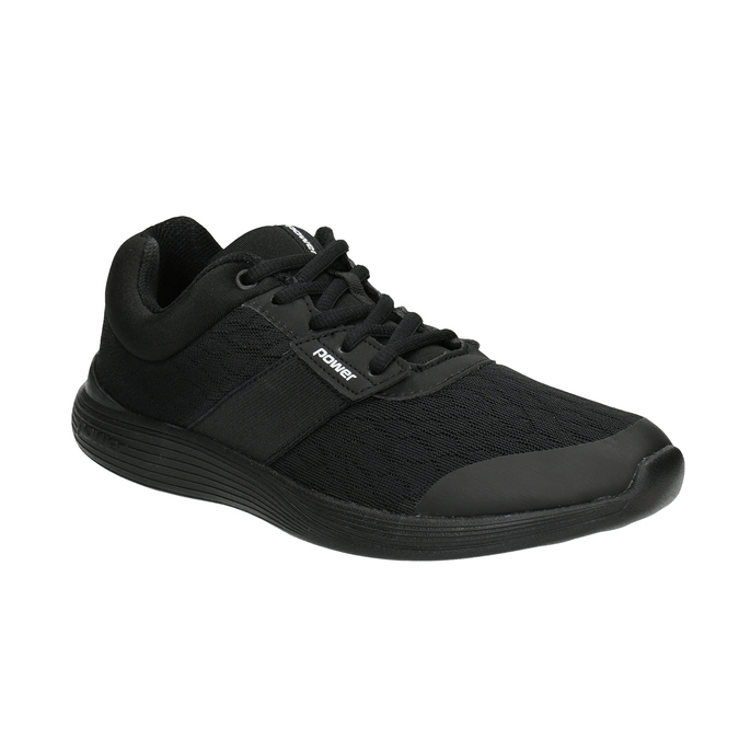 Ladies' Black Sneakers power, black , 509-6203 - 13