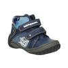 Boys' ankle boots bubblegummer, blue , 111-9618 - 13