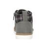 Children's High Top Shoes mini-b, gray , 291-2172 - 16