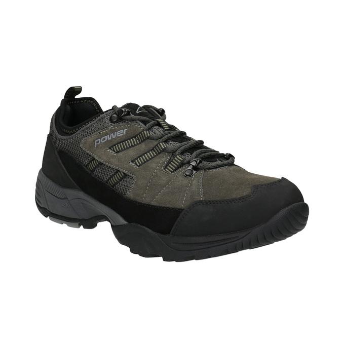 Men's Outdoor sneakers power, gray , 803-2230 - 13
