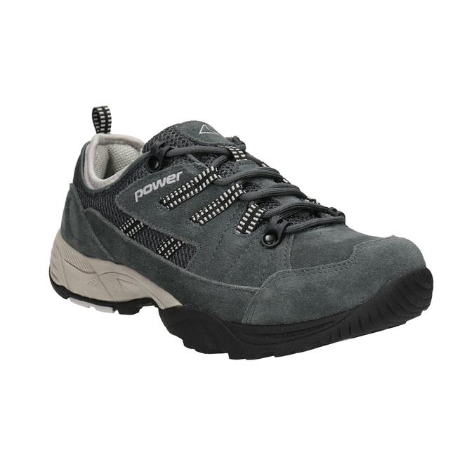 Ladies' Outdoor sneakers power, gray , 503-2230 - 13
