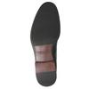 Men's Leather Chelsea Boots vagabond, black , 814-6024 - 17