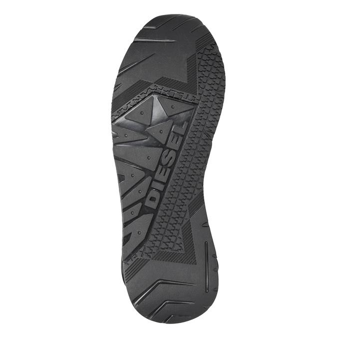 Men's Sneakers diesel, black , 809-6602 - 17