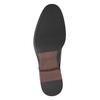 Men's Leather Lace-Ups vagabond, black , 824-6026 - 17