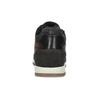 Leather Winter Sneakers bata, brown , 846-4646 - 15