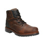 Leather Men's Boots with a Sturdy Sole bata, brown , 896-4665 - 13