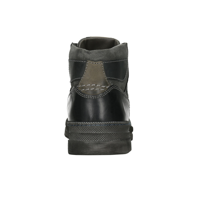 Men's Winter Boots bata, 896-4681 - 16