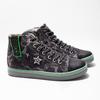 Children's ankle sneakers primigi, gray , 413-2008 - 26
