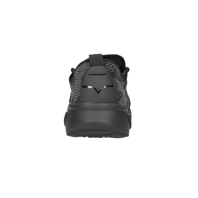 Ladies' sporty sneakers diesel, black , 509-6760 - 15