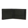 Men's leather wallet, black , 944-6149 - 15